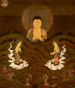 Descent_of_Amitabha_over_the_Mountain